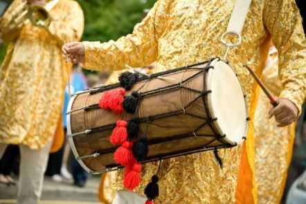 dhol bhangra isère grenoble manon danse indienne